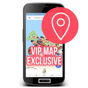 VIP Map Exclusive Licentie (2019)