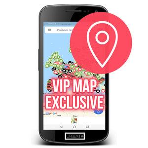 VIP Map Exclusive Licentie
