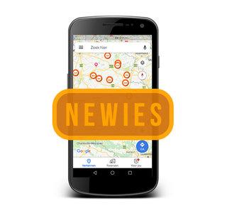 Donatie: Urbex TV NEWIES Map (de nieuwste 25)